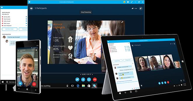 skype zakelijk